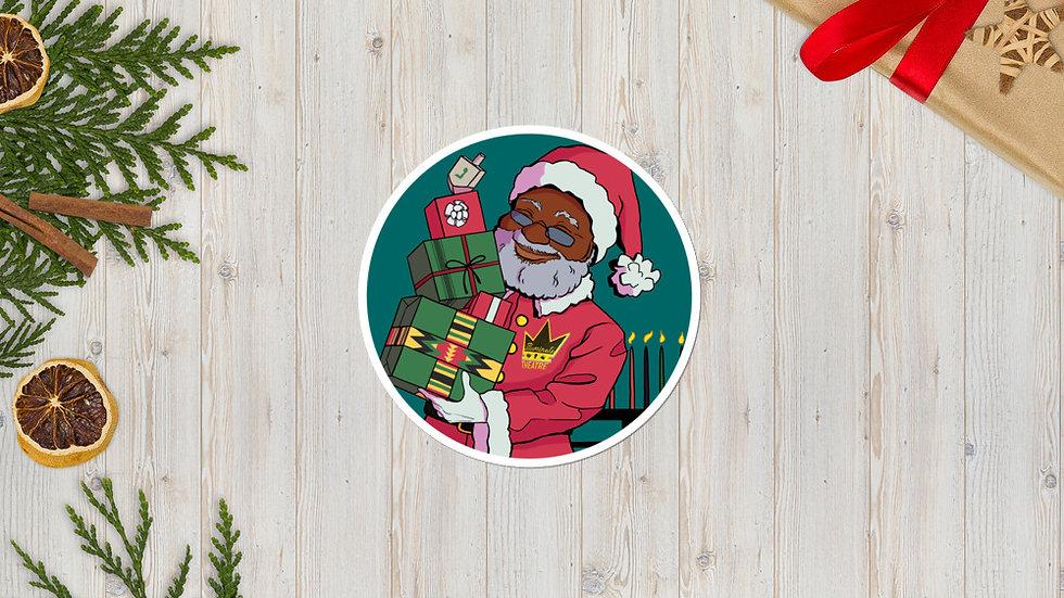 Illuminate Holiday Sticker