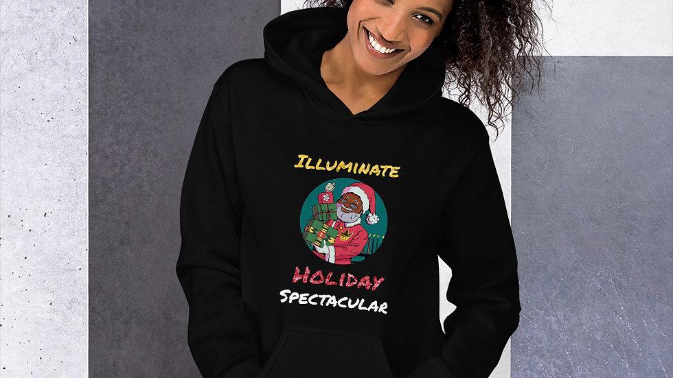 Illuminate Holiday Spectacular Unisex Hoodie