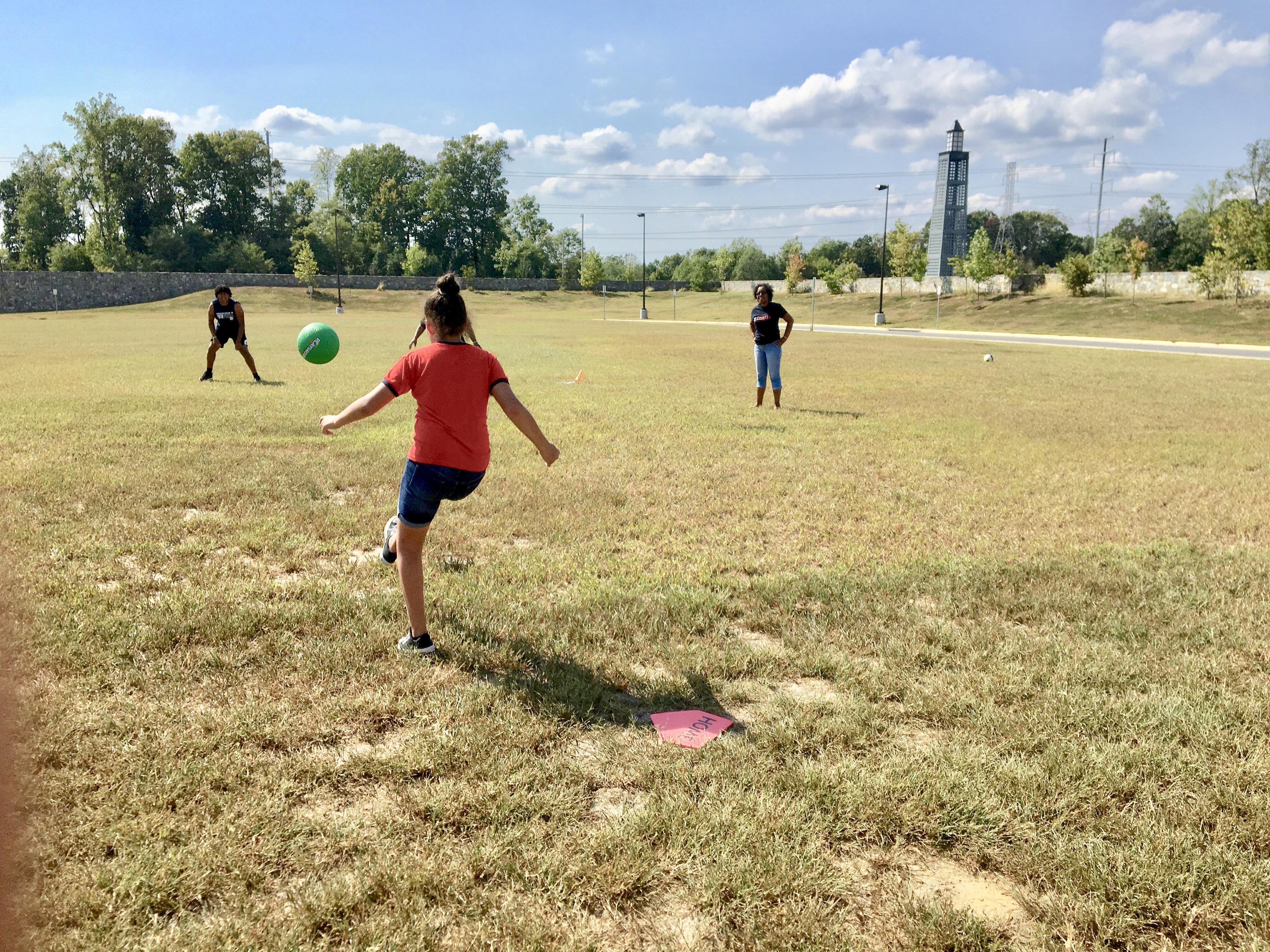 Sept.Outdoor Fellowship After Church