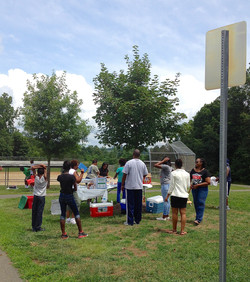 After church Picnic