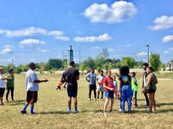 Sept. Outdoor Fellowship
