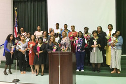 Mother's Day Recognition