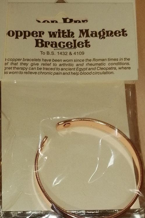 Bracelet cuivre grand modèle