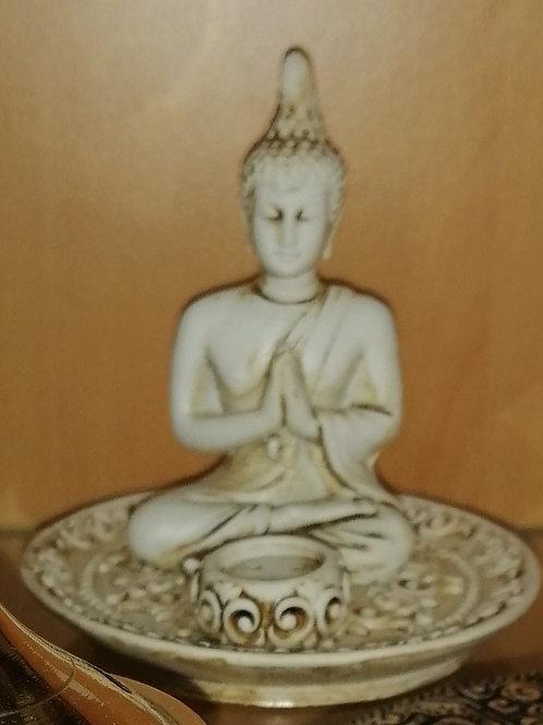 Brûle encens Bouddha Résine