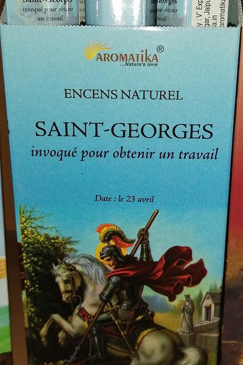 Encens Saint Georges