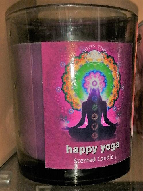 Bougie Happy Yoga