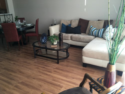 After: Townhome LR