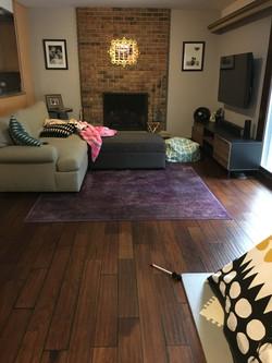 Hardwood Flooring Installation