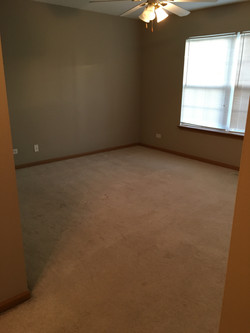 Before: Townhome Master Bedroom
