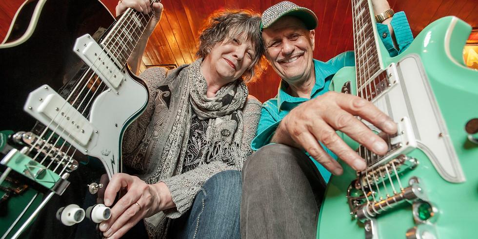 Live Music : Joe & Vicki Price