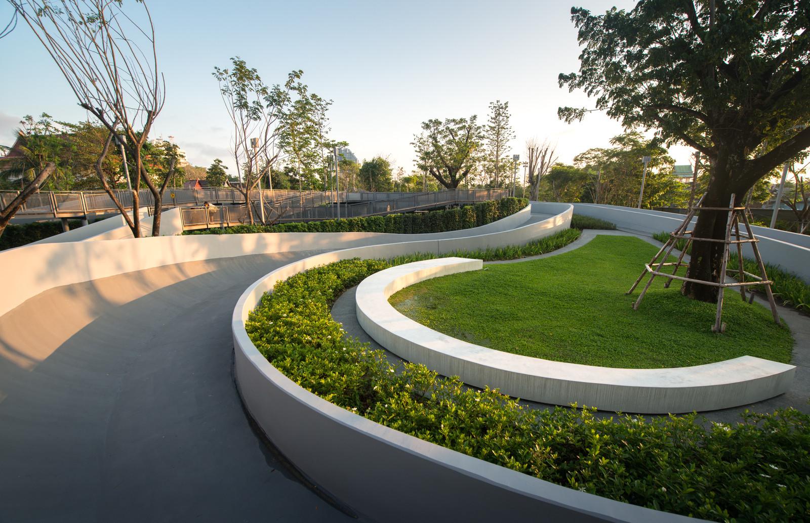 Redland-scape | Landscape | Architecture | Thailand | Bangkok