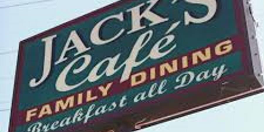 Van Trip to Jack's Cafe