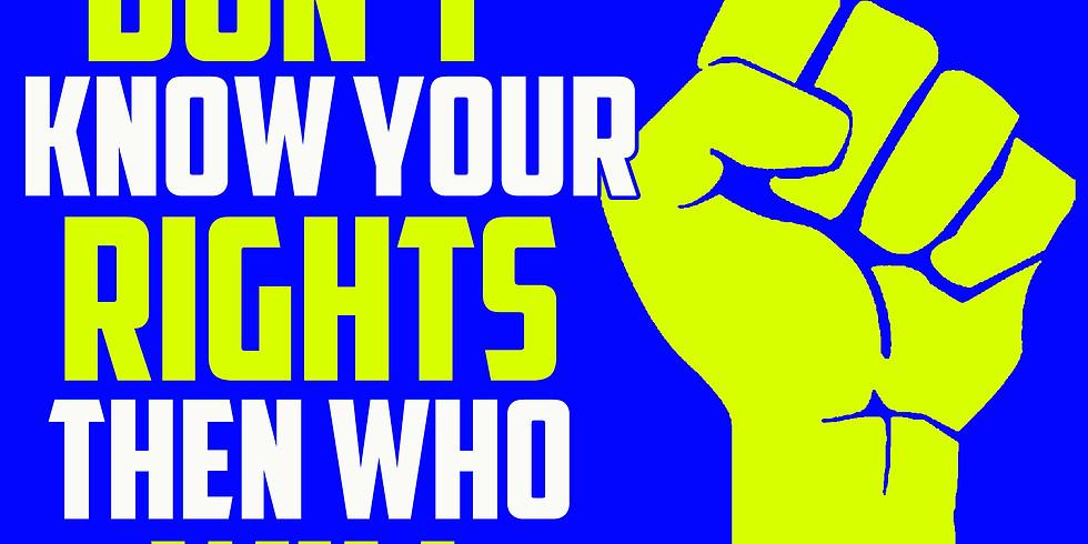 Rights Awareness Workshop
