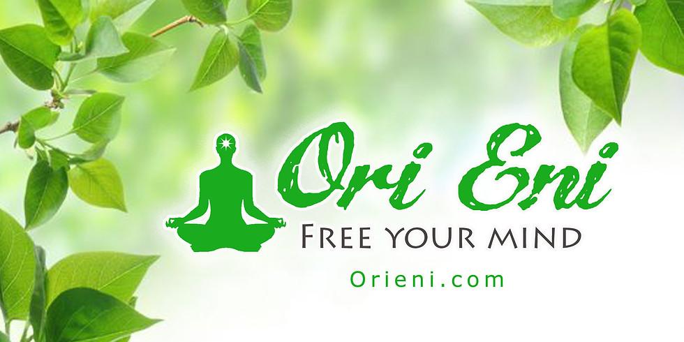Ori Eni Live Presentation