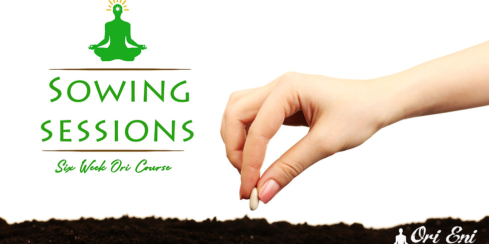 Ori Eni Live Sowing Session