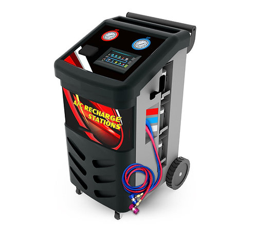A/C Recycle Recharge Machines: AACR-200