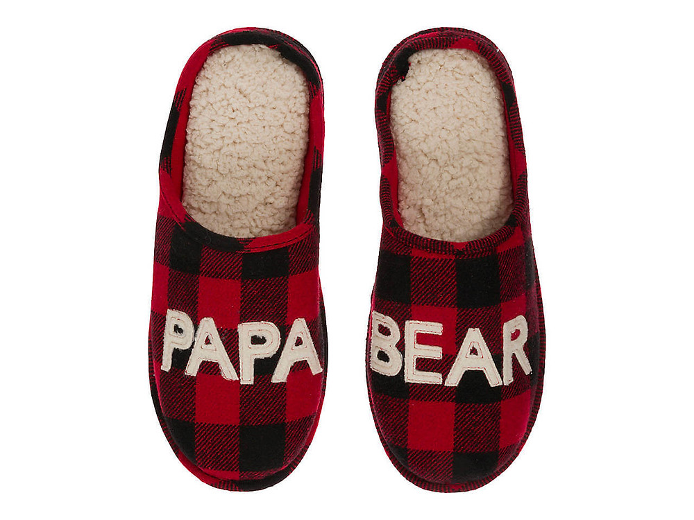 Comfortable papa bear father's day present.