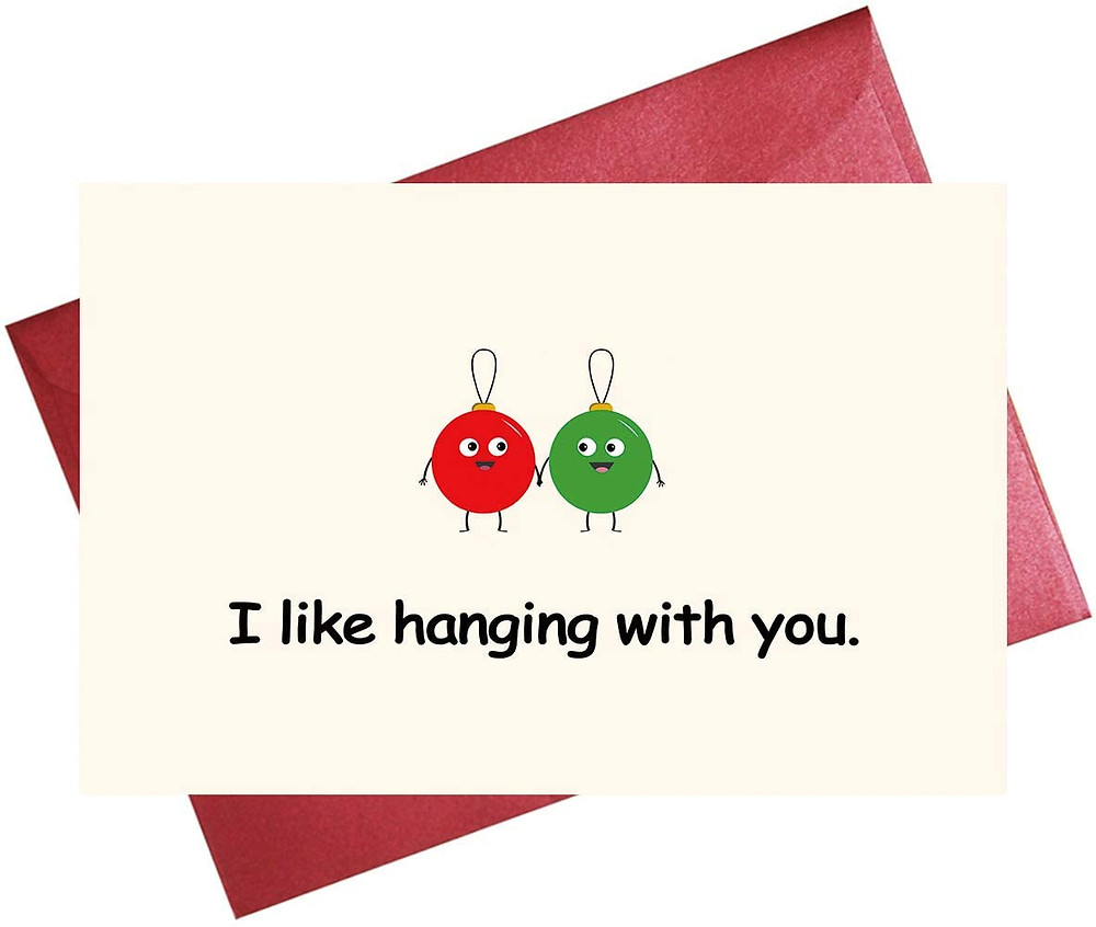 funny cards for christmas