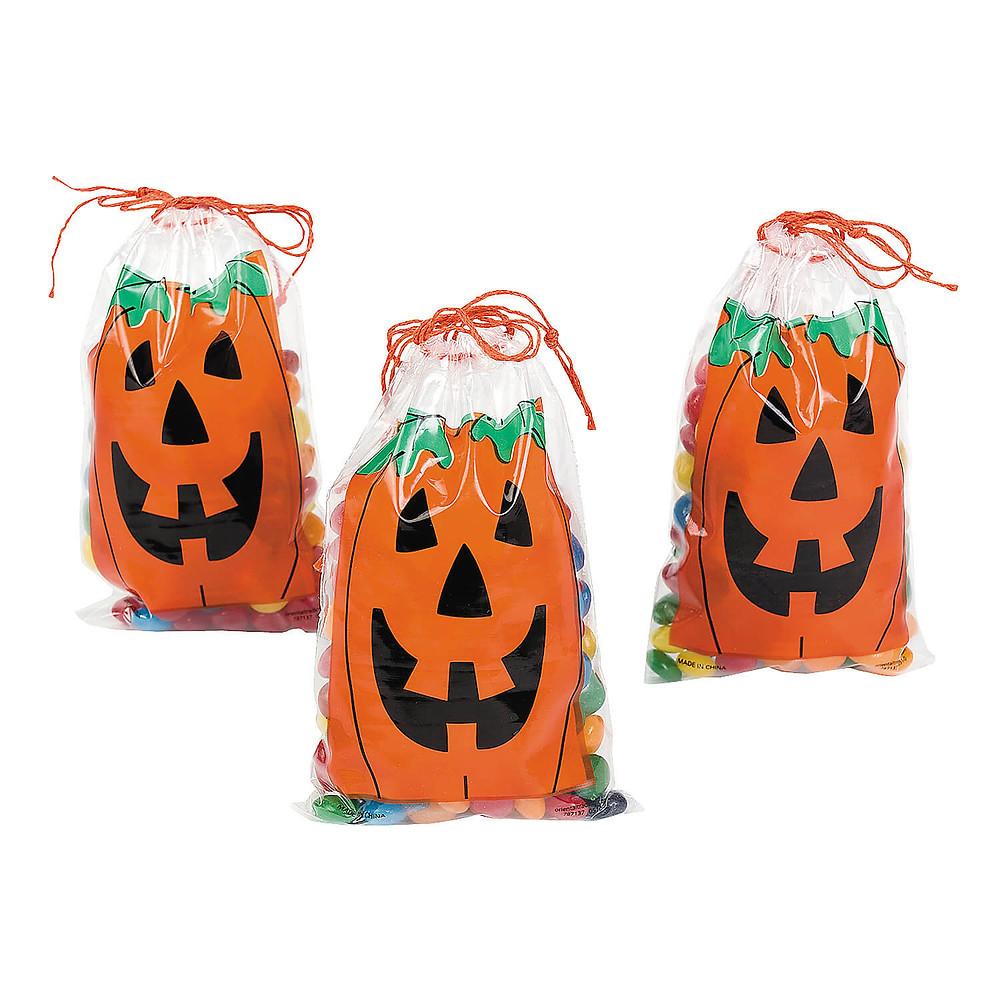 Halloween treat bags.