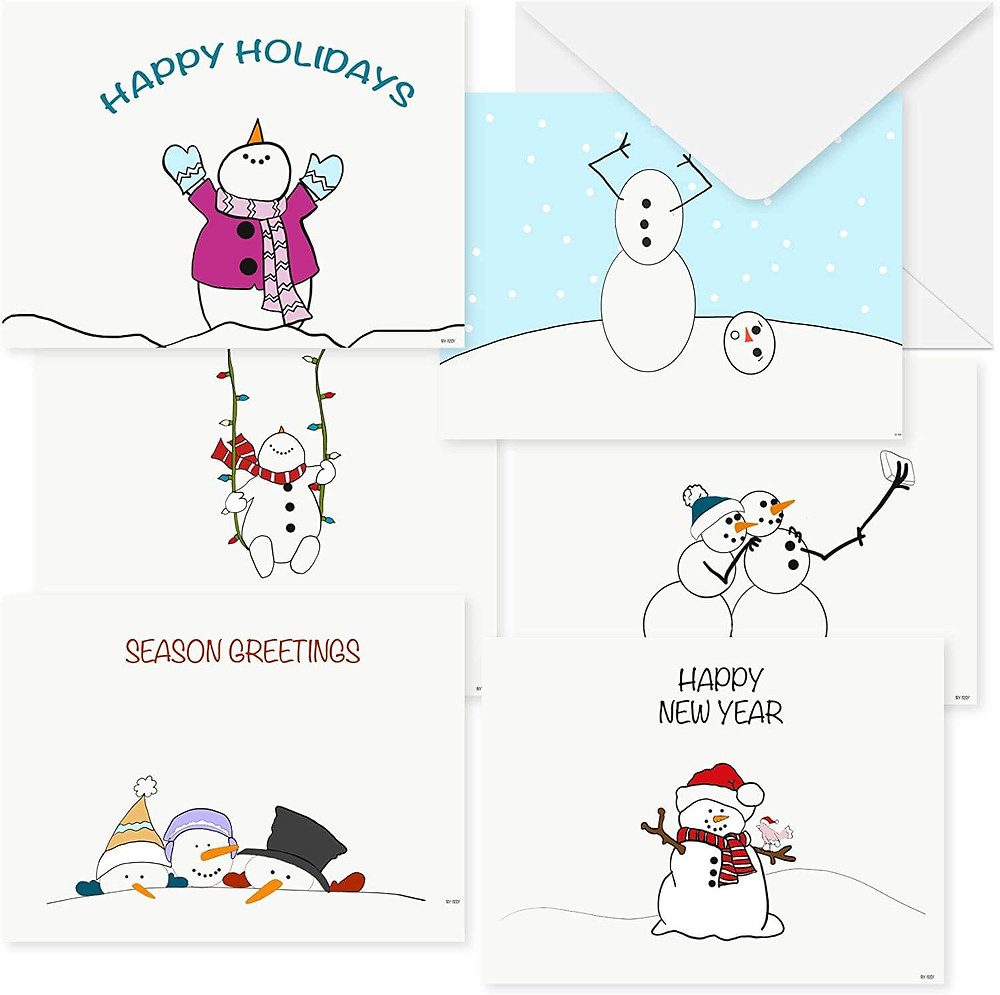 amazon christmas cards