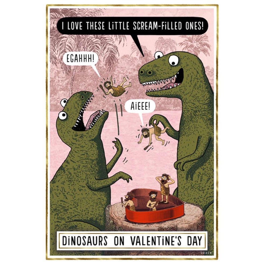 horror valentine cards