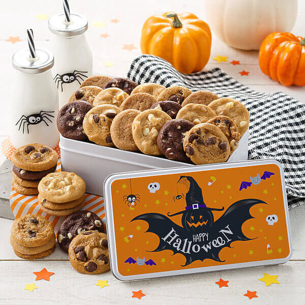 Halloween snack ideas.