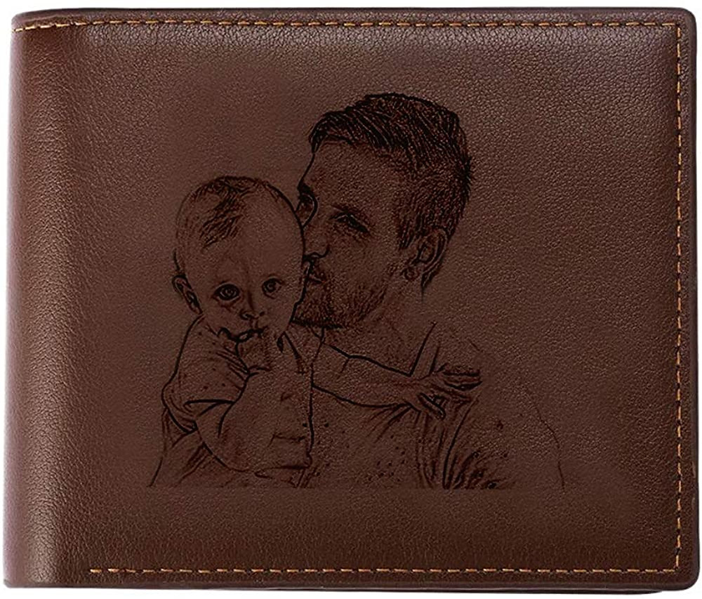 Best and personalized father's day gift that he'll treasure forever.