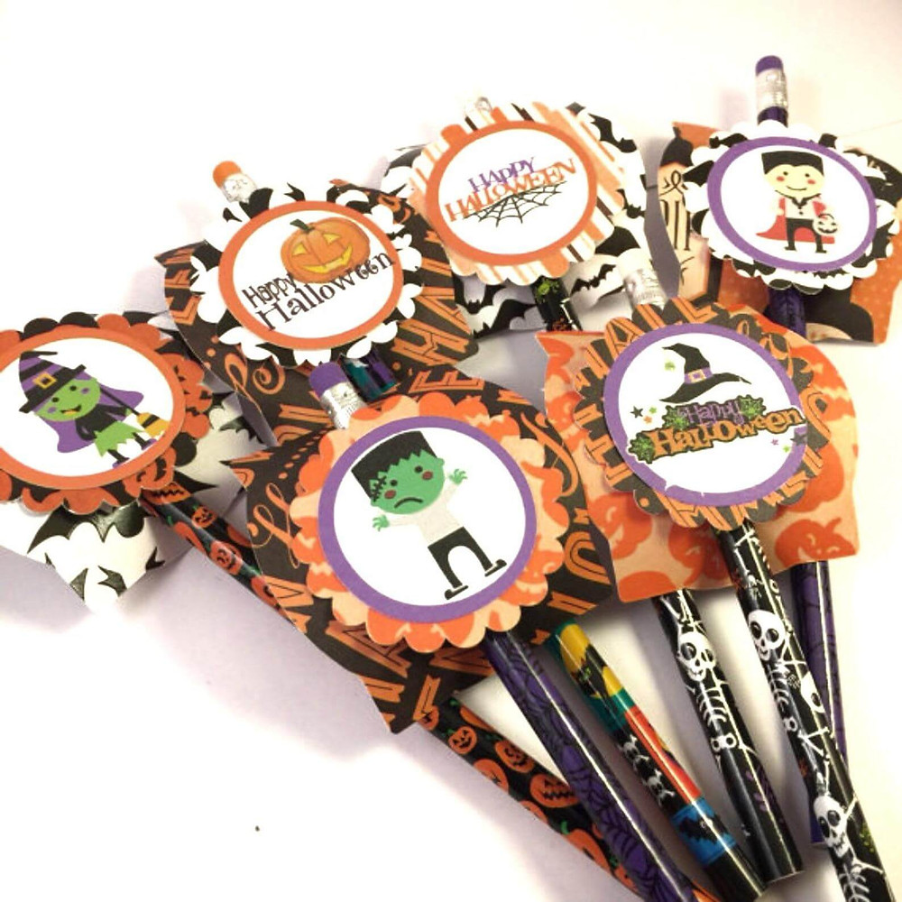 Halloween candy bags.