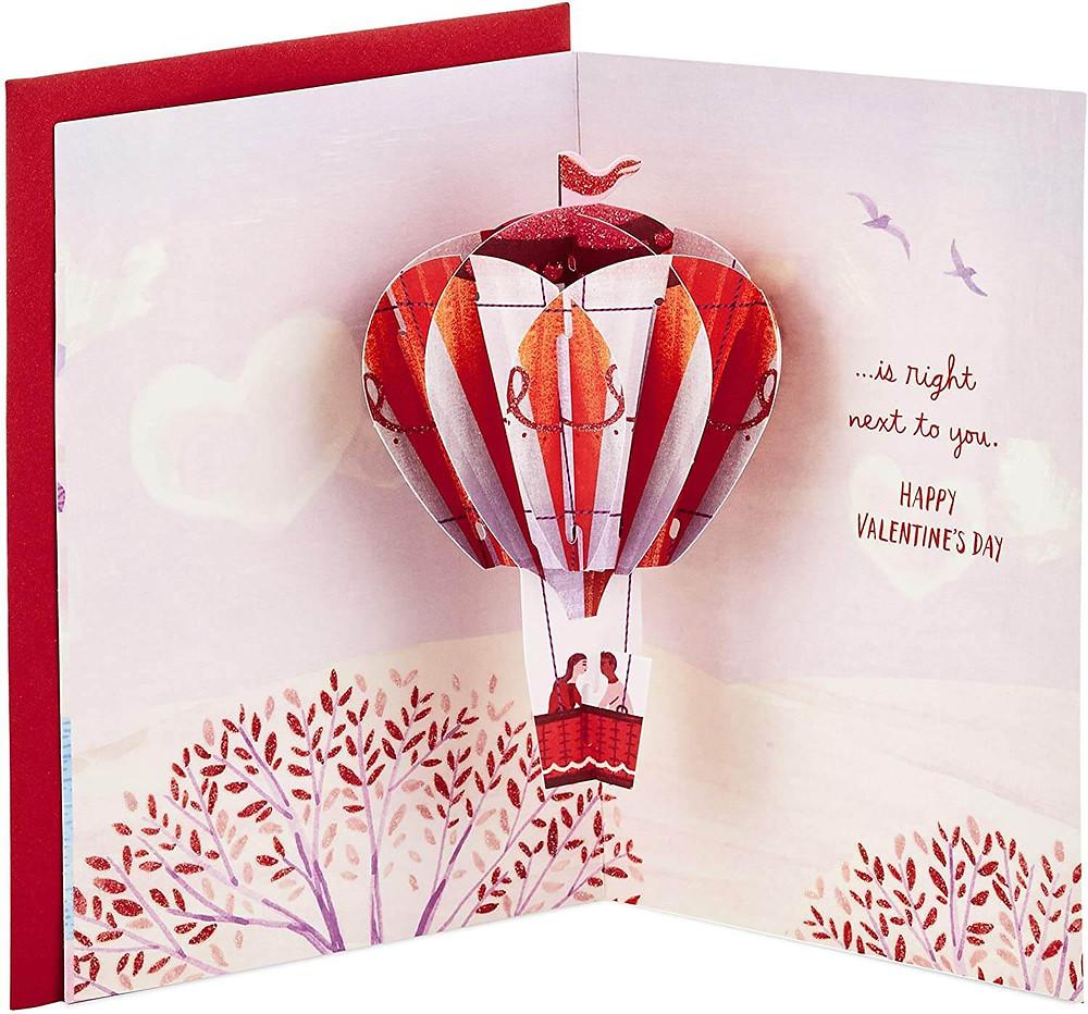 pop up valentine cards