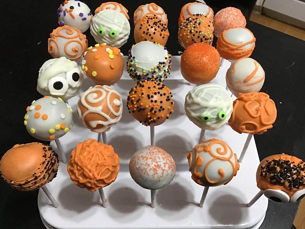 Halloween cake ideas.