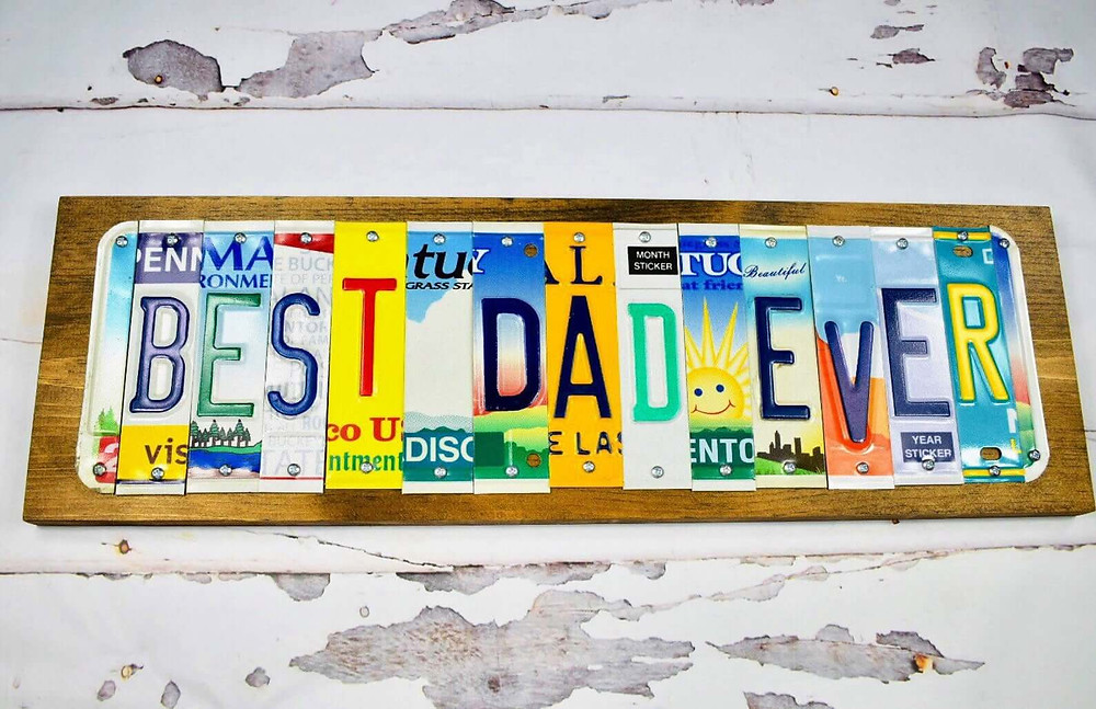 Best personalized father's day gift.