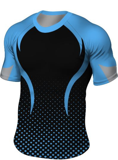 Sublimated Rugby Top
