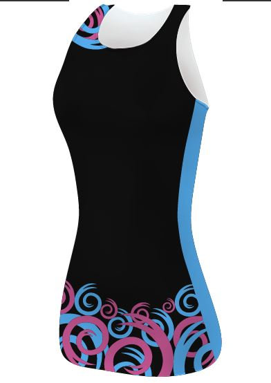 Sublimated Netball Dress