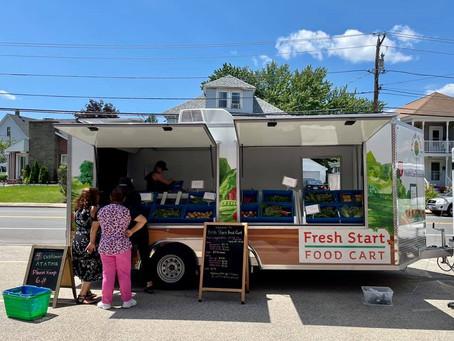 Fresh Start Farms Food Cart