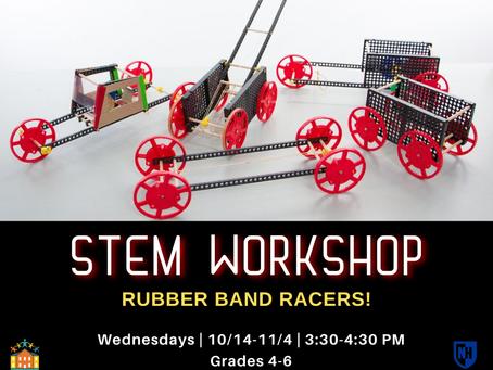 Virtual STEM Workshop: Grades 4-6