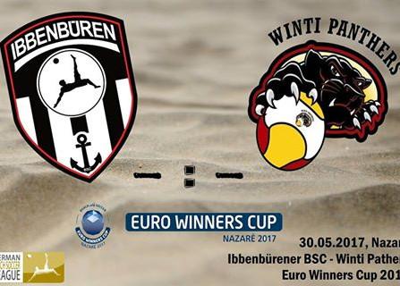 🇵🇹Euro Winners Cup 2017🇵🇹 Spiel 2: Ibbenbürener BSC vs. Winti Panthers