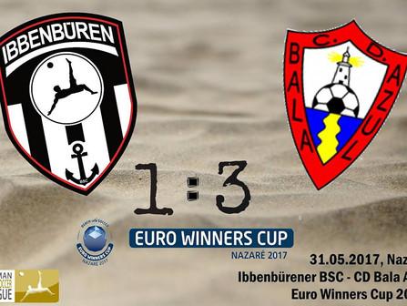 1:3 Niederlage gegen Bala Azul // Achtelfinale verpasst // Spiel auf Augenhöhe