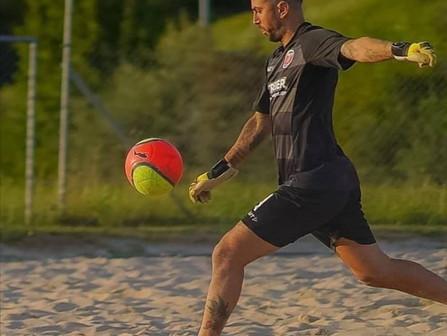 Adri Frutos und Mauro Capozzolo für die Saison 2020 in Ibbenbüren