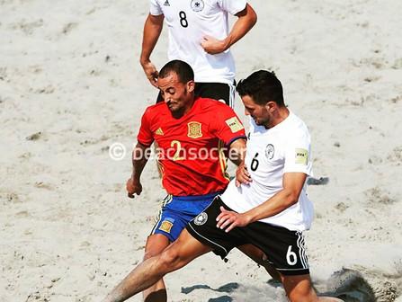 Ibbenbürener Nationalspieler siegen mit der DFB Auswahl gegen Spanien