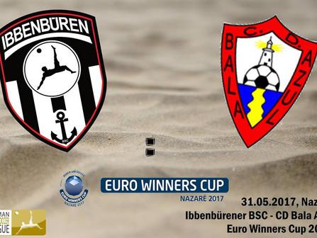 🇵🇹Euro Winners Cup 2017🇵🇹 Spiel 3: Finale um Platz 2 gegen C.D Bala Azul