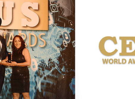 Mapsted Wins Six Honours at the Annual 2019 CEO World Awards in California