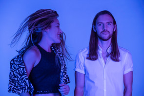 Stray Local, band portrait. 2018.