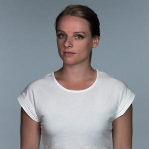 Meredith, portrait. 2018.