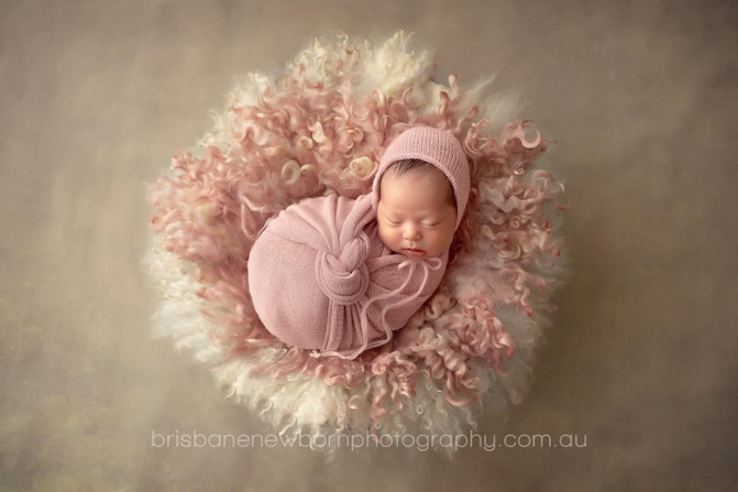 Ava - Brisbane Newborn Photographer