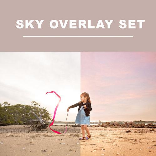 Sky Overlay Set