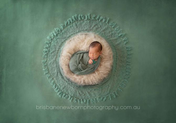 Baby Declan - North Brisbane Newborn Photographer