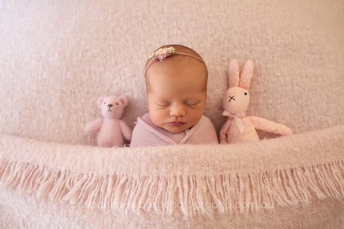 Baby Scarlett - Brisbane Newborn Photographer
