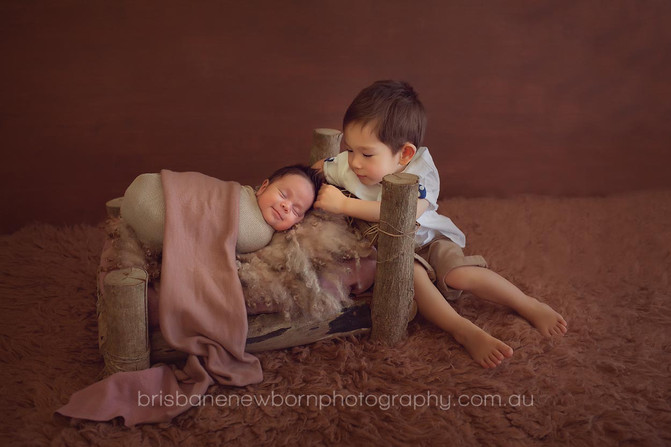 Baby Emma Wilson - North Brisbane Newborn Photographer