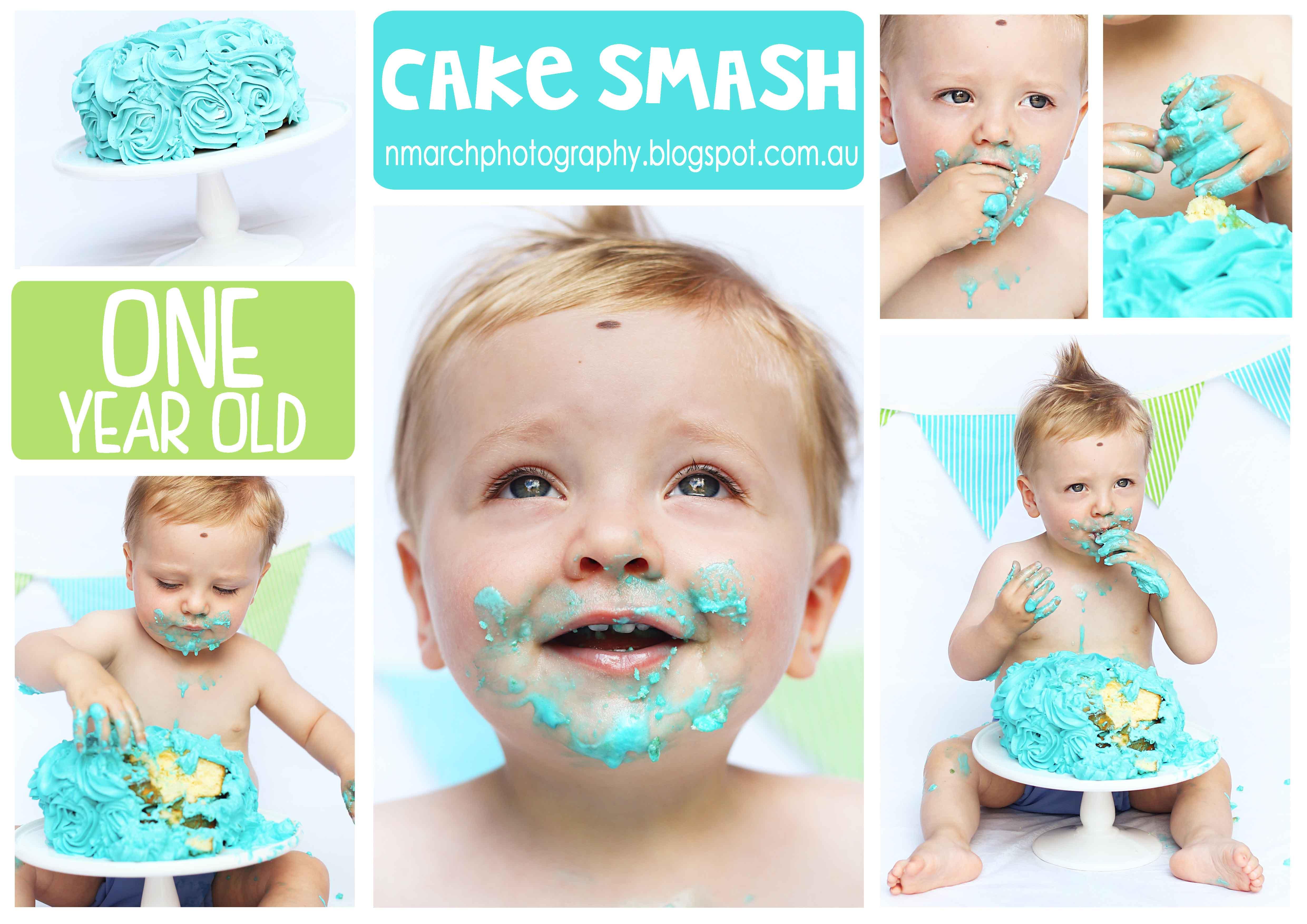Cake Smash Brisbane