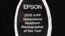 2019 QLD Newborn Photographer of the Year!